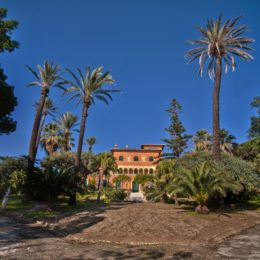 Le Vie dei Tesori Villa Roberto Messina